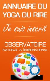 Logo Observatoire du Yoga du Rire
